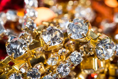 Gems and treasures Stock Photography