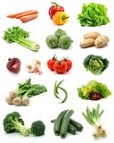 Gemüseansammlung Lizenzfreies Stockbild