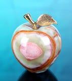 Gemstone apple Royalty Free Stock Images