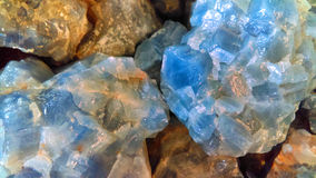 Gemstone Background. Real colorful gemstone closeup background Stock Images