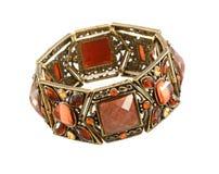 Gemstone bracelet Royalty Free Stock Images