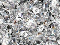 Gemstone extreme closeup and kaleidoscope pattern Royalty Free Stock Image