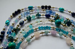 Gemstone Jewellery Royalty Free Stock Photos