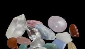 Gemstone margin Stock Photo