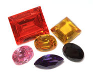 Gemstone Stock Photography