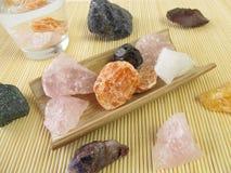 Gemstone water Royalty Free Stock Photos