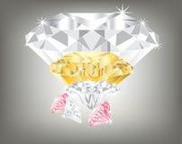 gemstones Obrazy Royalty Free