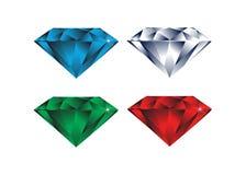 gemstones Стоковое Изображение