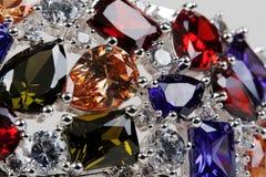 gemstones Zdjęcie Royalty Free