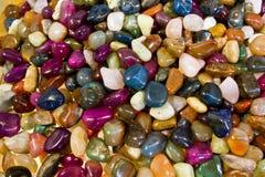 gemstones Arkivfoto