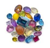 gemstones photographie stock libre de droits