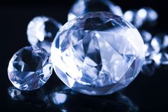 Gemstones Stock Image