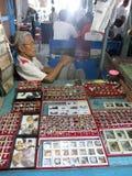gemstones Imagen de archivo libre de regalías