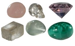 Gemstones Imagem de Stock Royalty Free