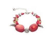 Gemstones bransoletka Zdjęcie Royalty Free