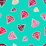 Gemstones are forever Royalty Free Stock Images
