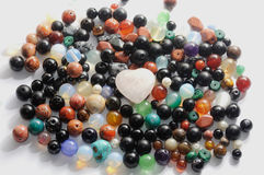 Free Gemstones Heart Stock Images - 36774824