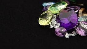 Gemstones obracać zbiory wideo