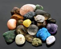 gemstones polerowali Zdjęcie Royalty Free