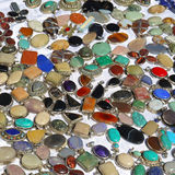 Gemstones Royalty Free Stock Images