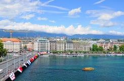 Genève Royalty-vrije Stock Foto