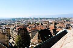 Genève Photo libre de droits