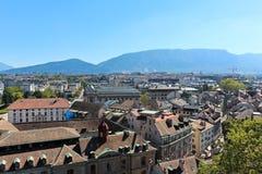Genève Image stock