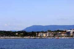 Genève Fotografering för Bildbyråer