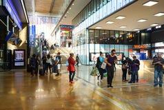 Genève du centre Photos stock