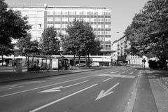 Genève du centre Images stock