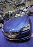 BMW Alpina B6 Royalty-vrije Stock Foto's
