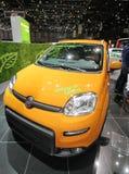 Biogas Fiat Panda Royalty-vrije Stock Afbeelding