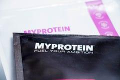 """Genève-/Schweiz †""""03 03 2019: Min proteintill?ggpreworkout f?r sport eller idrottshall arkivbilder"""