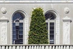 Genève, Suisse, construction de l'Organisation mondiale du commerce OMC Image stock
