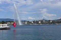 Genèveblick Fotografering för Bildbyråer