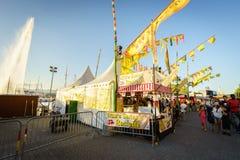 Genèvefestival 2015 (Schweiz) Arkivfoton