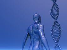 Genético ilustração do vetor