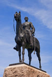 Gen. Meade Statue, Facing Front Stock Image