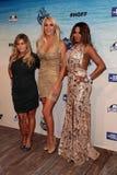 Gena Lee Nolin,Nicole Eggert,Traci Bingham Royalty Free Stock Photo
