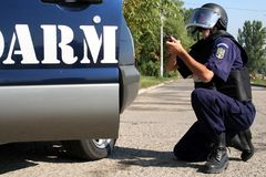 Gendarme Royalty Free Stock Photography