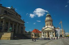 Gendarmenmarkt Royalty Free Stock Images