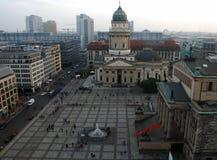 Gendarmenmarkt in Berlijn Royalty-vrije Stock Fotografie