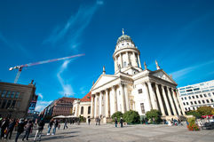 Gendarmenmarkt in Berlin Stock Photography