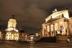 Gendarmenmarkt of Berlin Royalty Free Stock Photography
