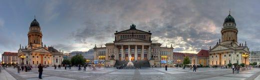 gendarmenmarkt berlin Стоковые Изображения RF