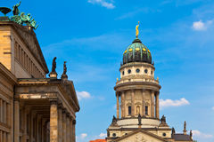 Gendarmenmarkt, Berlin, Germany. Stock Image