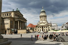Gendarmenmarkt in Berlin Stock Images