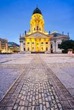 Gendarmenmarkt of Berlin Stock Photos