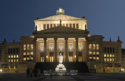 Gendarmenmarkt, Berlin Royalty Free Stock Photography