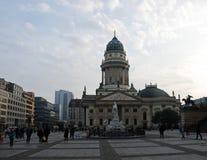 Gendarmenmarkt em Berlim Fotos de Stock
